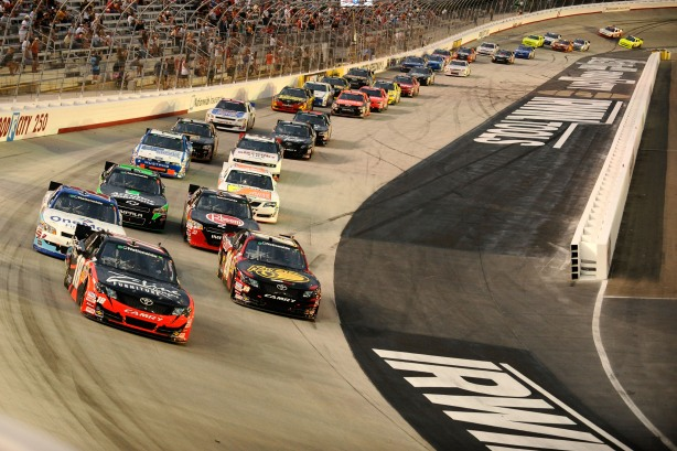 credit: Getty Images for NASCAR